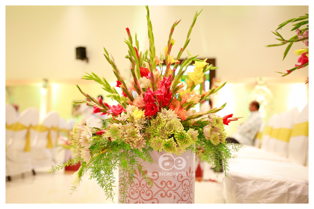 dhoti ceremony decoration