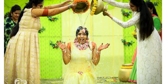 haldi ceremony events