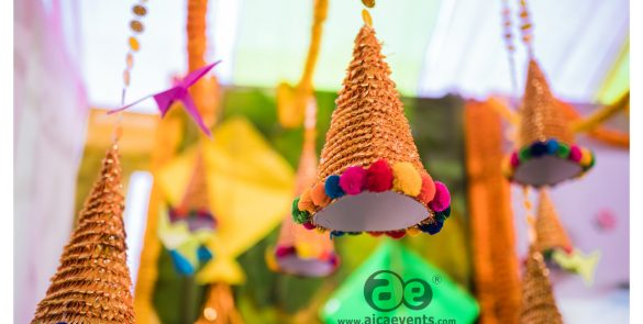 traditional_mehendi_ceremony_decoration by aica events