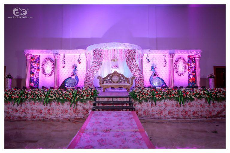 V&S Wedding Reception