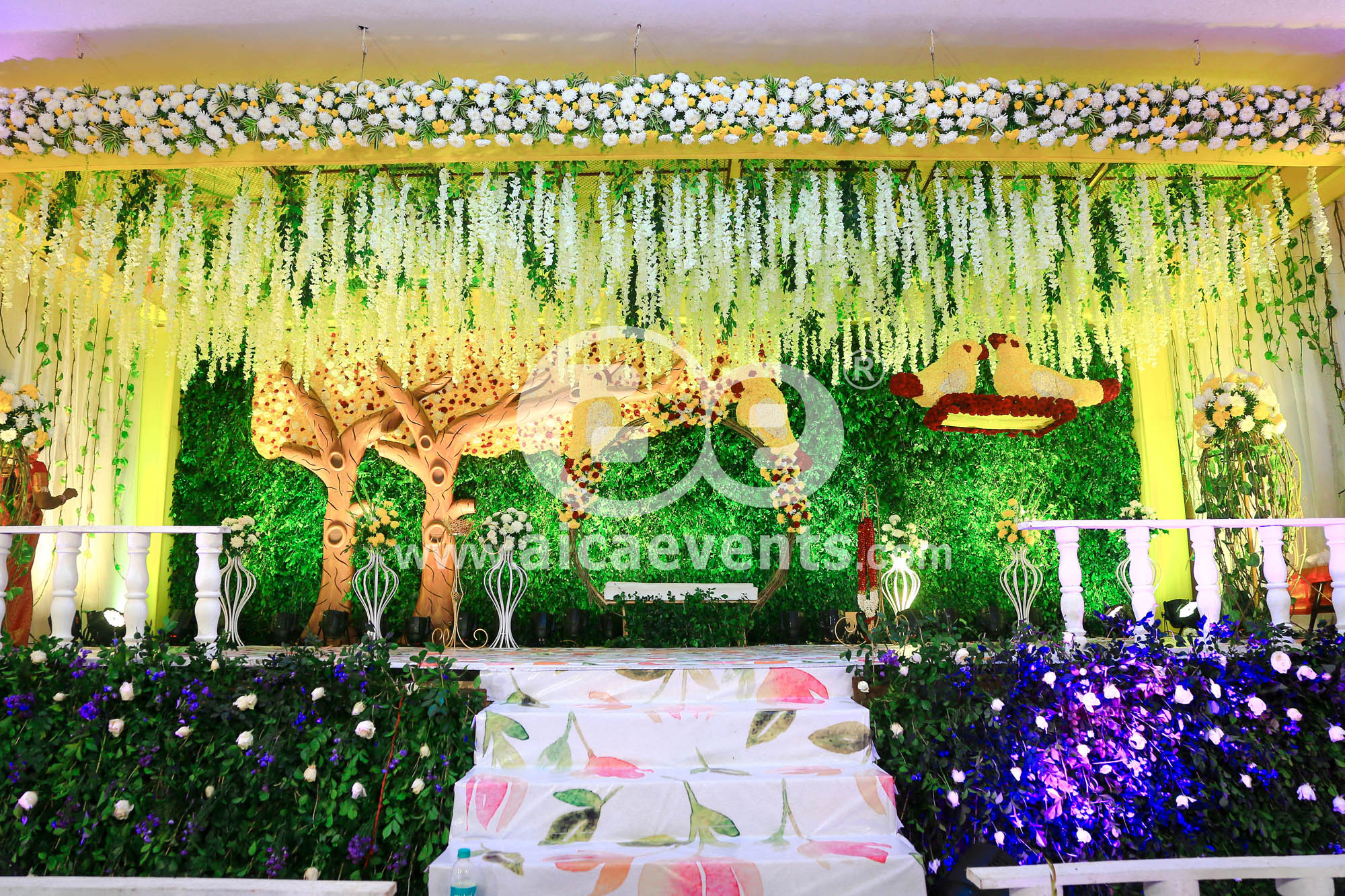 engagement Decoration by aicaevents