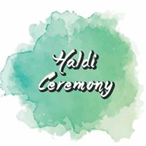 haldi-ceremonies