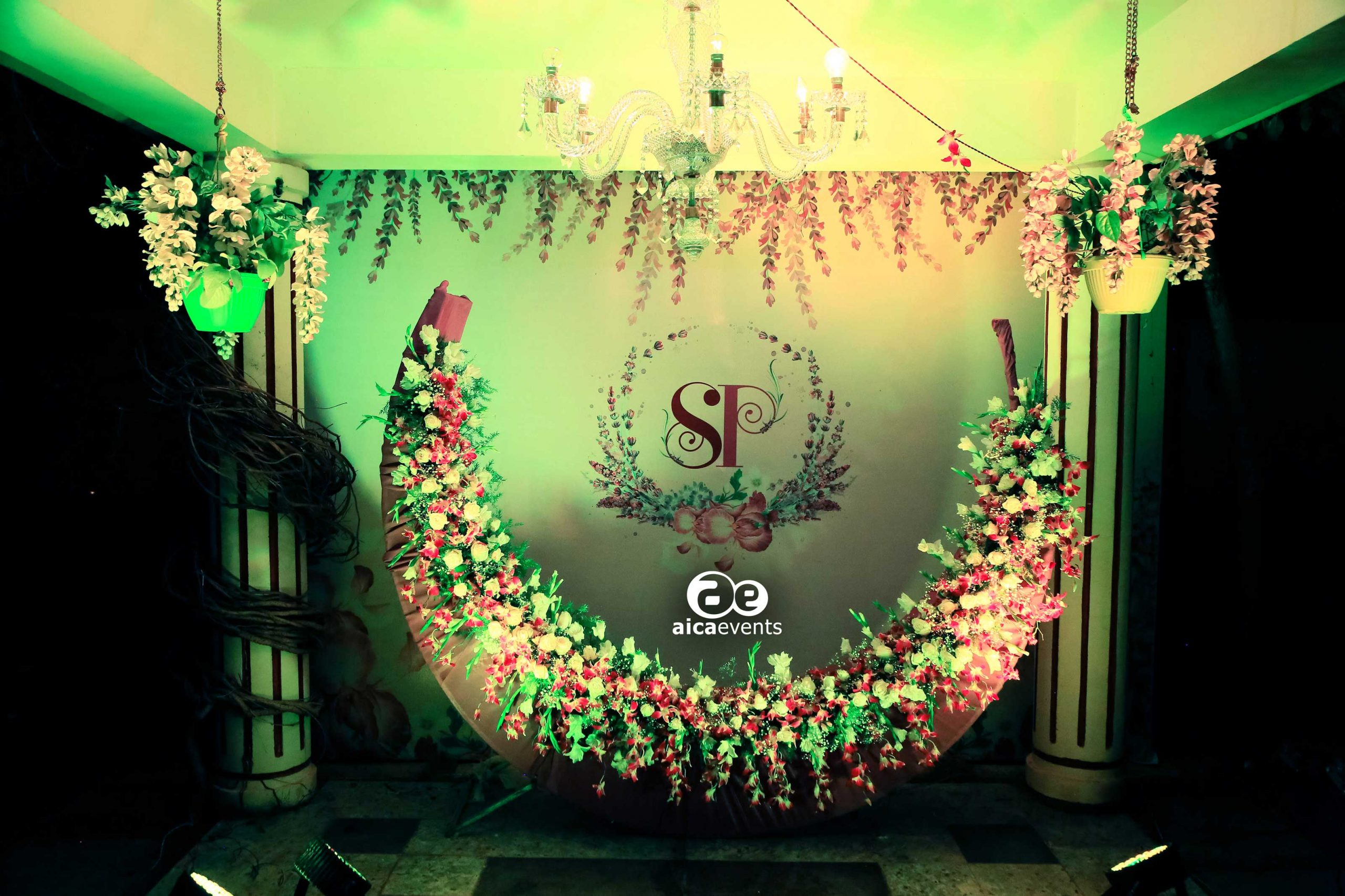 sangeet-decoration-photobooth