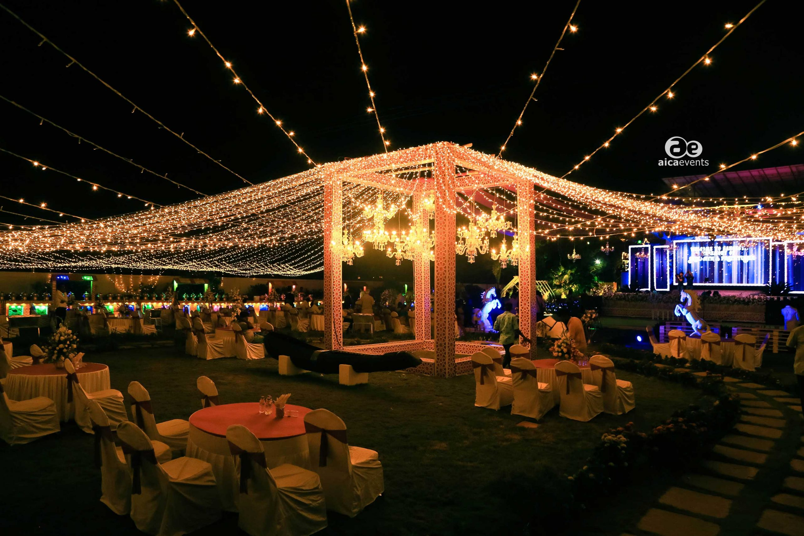 sangeet -decoration