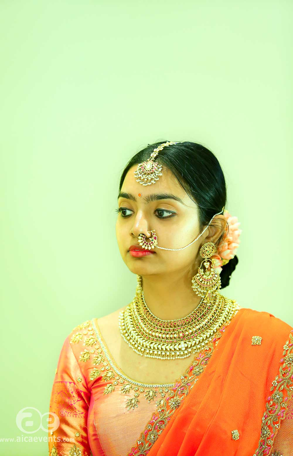 halfsaree Lagadapati daughter