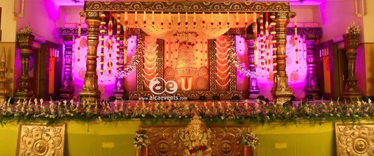 S&L Wedding at Mana Kalyana Vedika